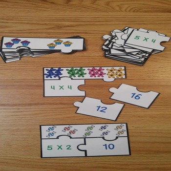 Multiplication Madness- How to teach multiplication to third graders